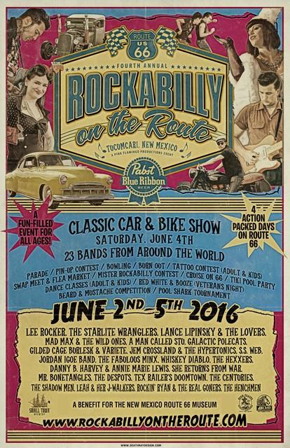 Rockabilly 2016