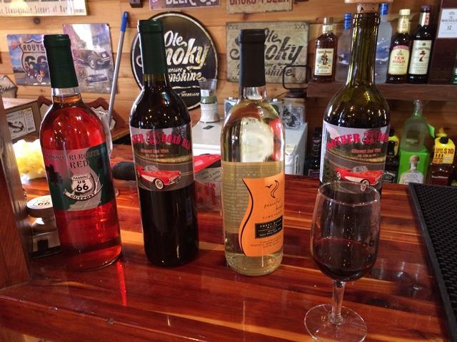 Wine Fanning 66