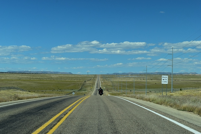 State Road 84 North
